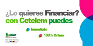 Financiación con Cetelem